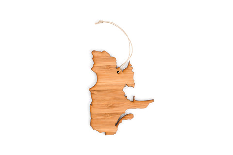 Quebec Tree Ornament