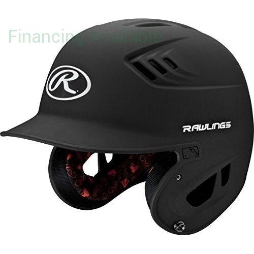 Rawlings R16 Series Matte Batting Helmet