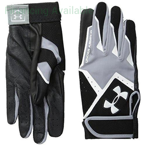 Under Armour Men's Clean-Up VI Batting Gloves