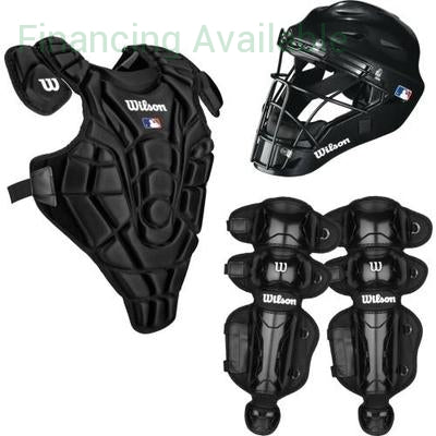 Wilson Youth EZ Catcher's Gear Set