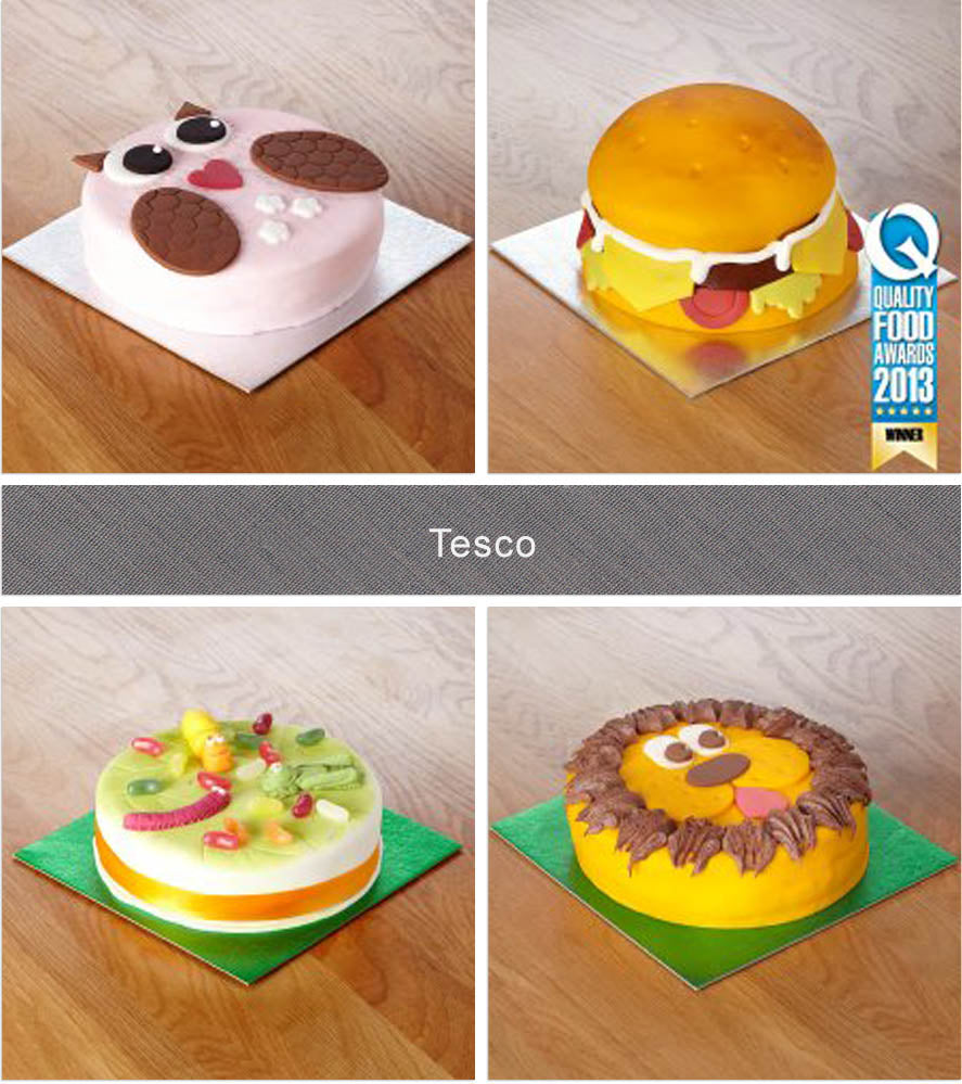 Cake With Photo Tesco : Lion Birthday Cake Tesco ~ Image Inspiration of Cake and ...