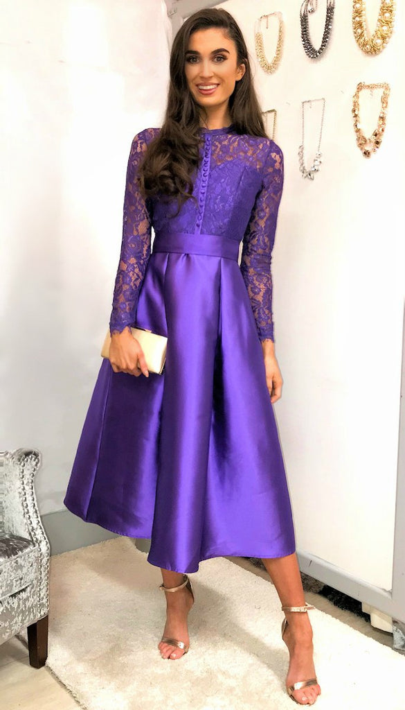 Purple Dresses Online