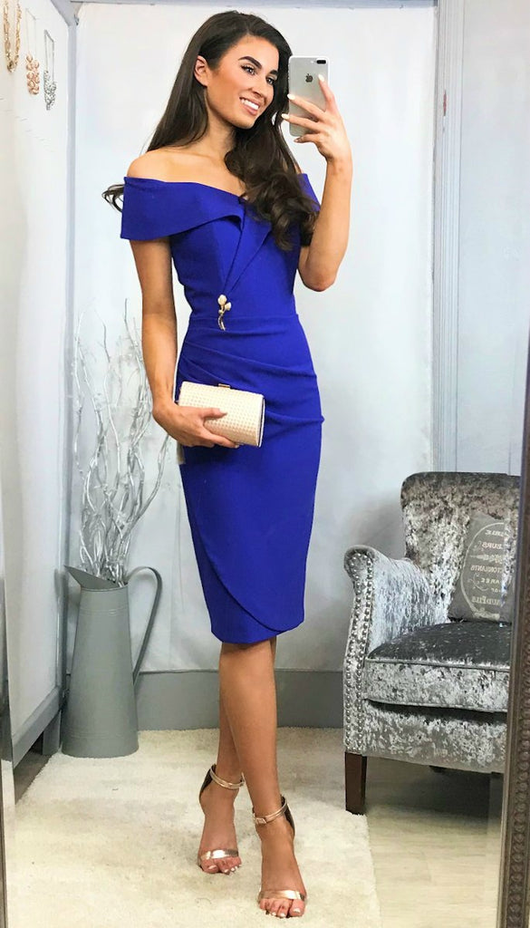 5772 Indigo Bardot Miriam Dress