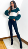 6913 - (SIZE 12/14 ONLY) - Ariana Chunky Knit Jumper