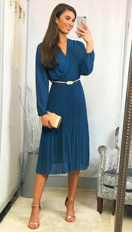 5728 Matilda Midaxi Shirt Dress