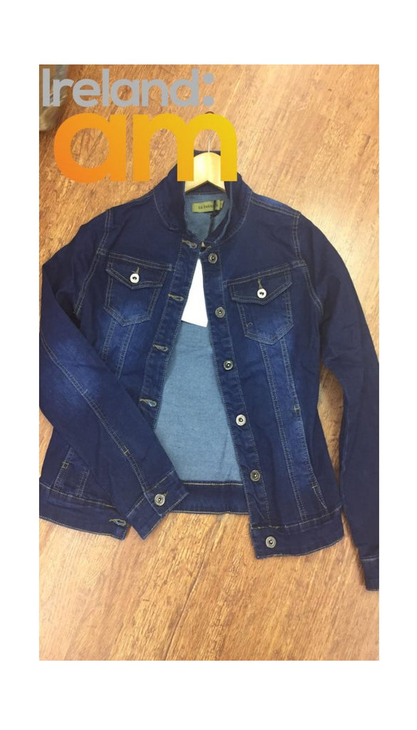 5619 Hailey Denim Jacket