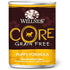 Wellness Core Grain Free Pate Puppy Dog Canned Food 12.5oz