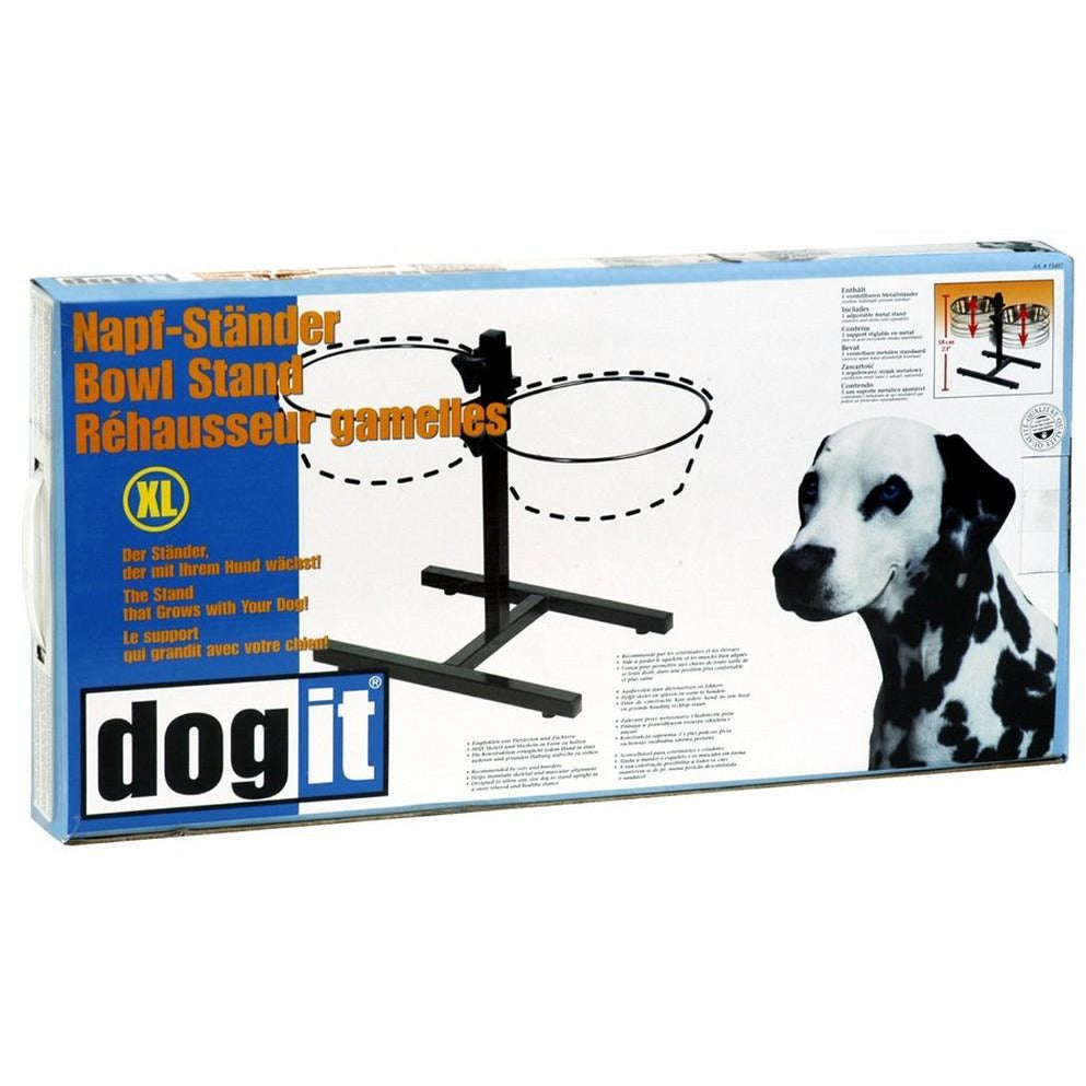 Dogit Adjustable Bowl Stand XLarge 4L
