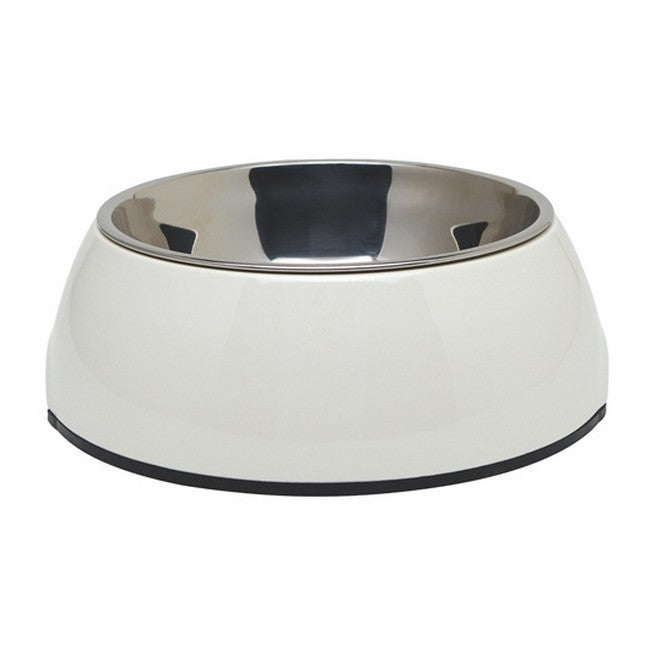 Dogit Dish 2-In-1 XSmall White