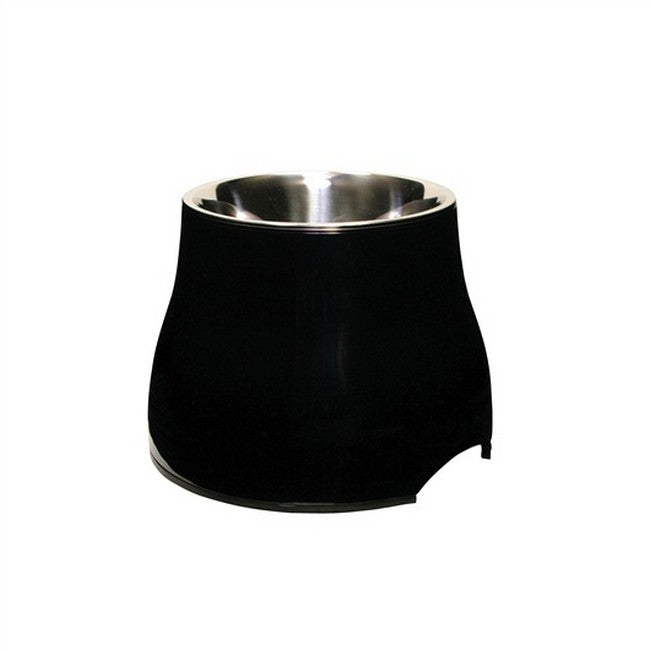 Dogit Elevated Dish Small Black
