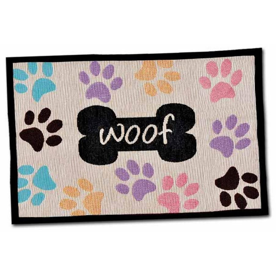Loving Pets Bella Fashion Mat Woof Multipaws For Dogs