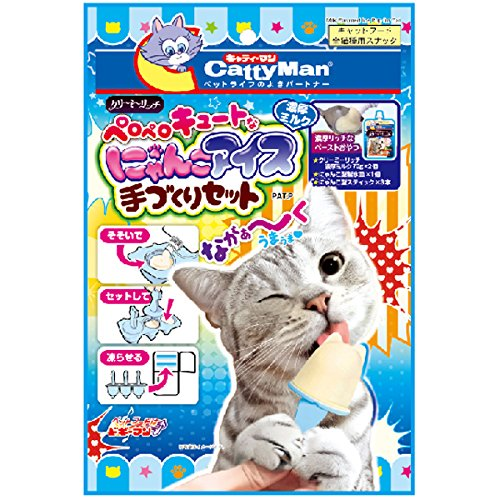 Cattyman Ice Pop With Milk Flavor