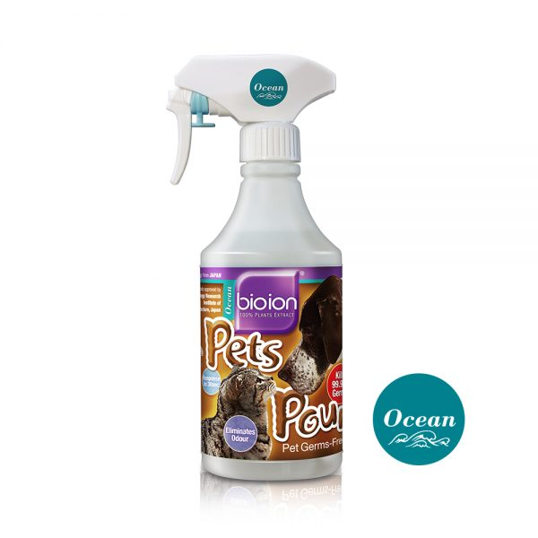 Pets Pounce Pets Sanitizer Spray Ocean 500ml