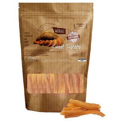 Absolute Bites Air Dried Sweet Potato 1kg