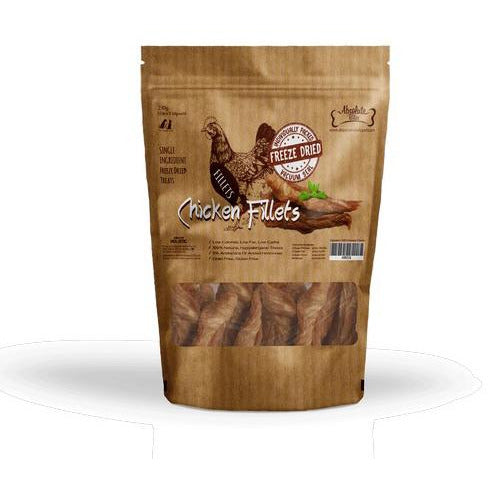 Absolute Bites Freeze Dried Fillets Chicken For Dogs 270g