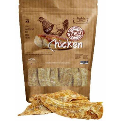 Absolute Bites Air Dried Chicken Breast 170g Bundle (3 Packs)