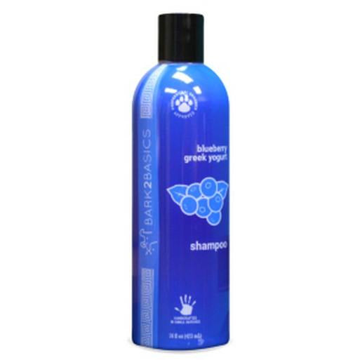 Bark 2 Basics Greek Yogurt Shampoo Blueberry 16oz