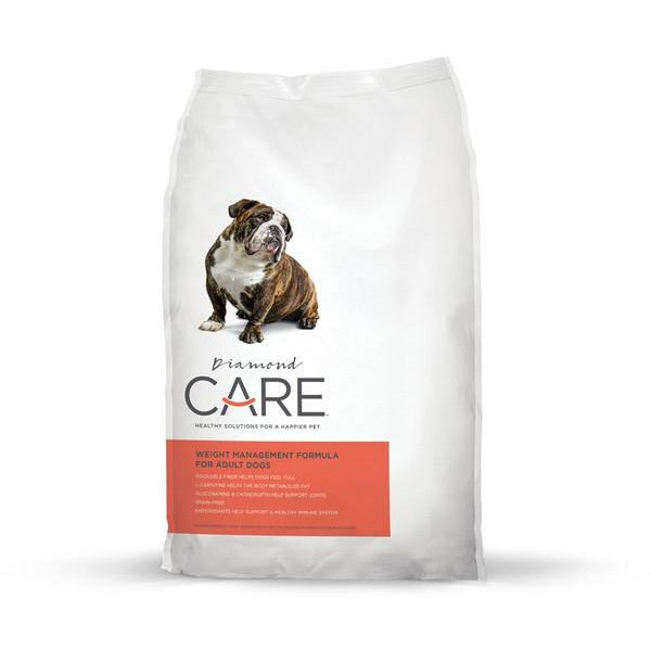 Diamond Care Weight Management Dog Dry Food 8Lb