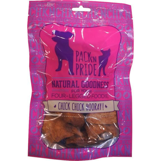 Pack 'N Pride Freeze Dried Chicken Nuggets 99g