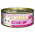 Aatas Cat Creamy Chicken & Crab Cat Canned Food 80g Carton (24 Cans)