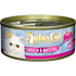 Aatas Cat Creamy Chicken & Mackerel Cat Canned Food 80g Carton (24 Cans)