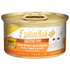 Aatas Cat Finest Daily Defence Digestive Care Tuna Whole Loin & Chicken in Jelly Canned Food 80g