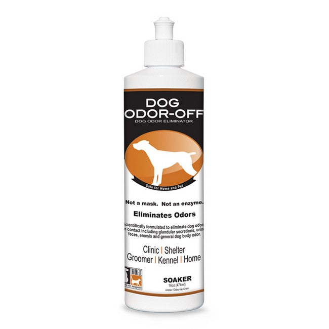 Thornell Dog Odor Off Soaker Eliminates Odors 16oz
