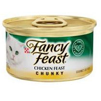 Fancy Feast Chunky Chicken 85g