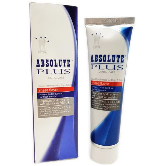 Absolute Plus Dental Toothpaste Meat