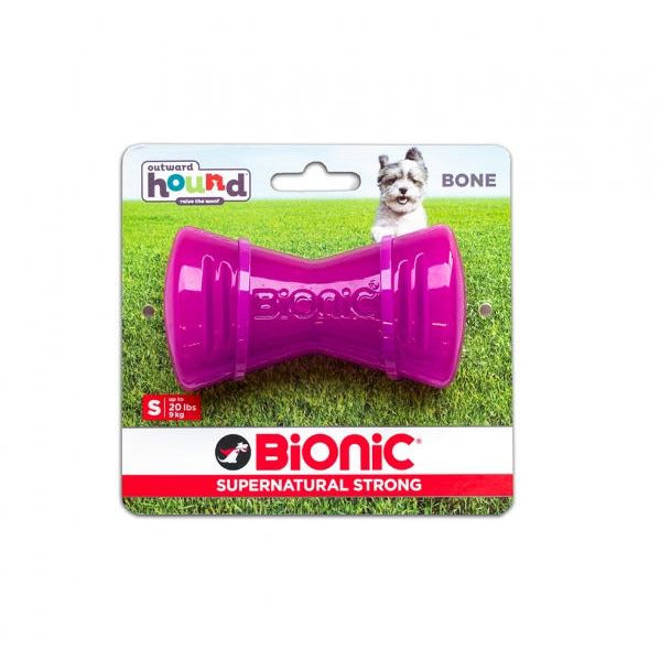 Outward Hound Bionic Bone - Purple