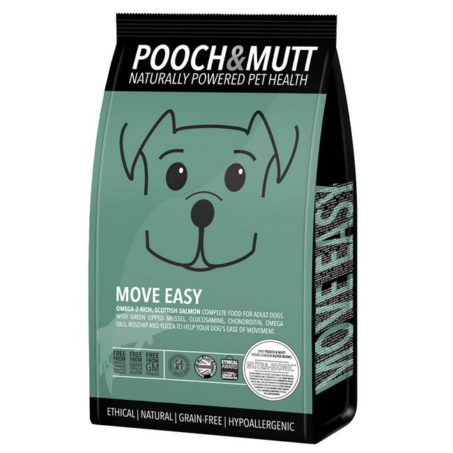 Pooch & Mutt Move Easy Food Salmon 2kg