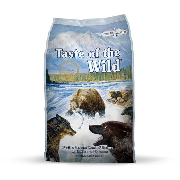 Taste Of The Wild Dog Pacific Stream With Smoked Salmon 2kg