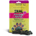 Zeal Free Range Naturals Venison Liver Dogs Treats 125g (3 Packs)