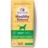 Wellness Healthy Balance Adult Lamb Meal & Brown Rice Recipe Dog Dry Food 28Lb