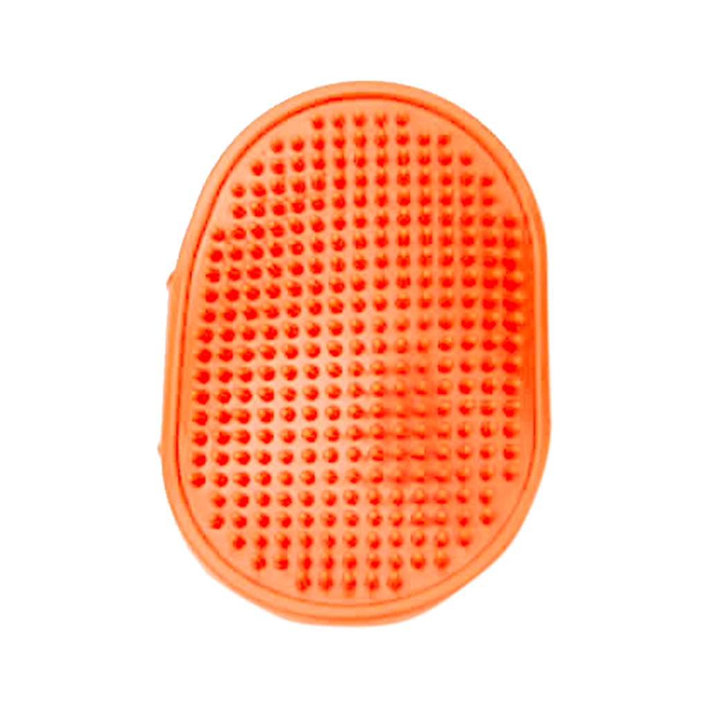 Old-Style Bath Sponge Orange