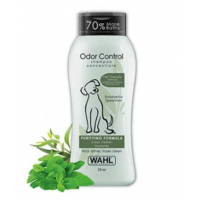Wahl Odor Control Purifying Shampoo  For Dogs 709ml