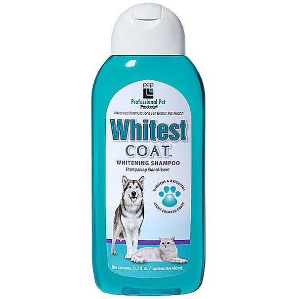 PPP Whitest Coat Whitening Shampoo 400ml