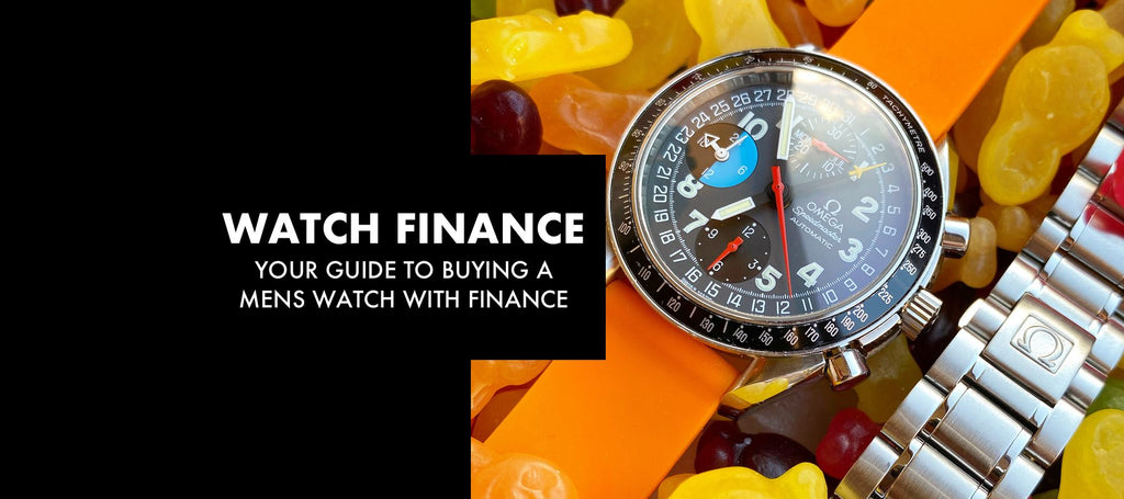 WATCH FINANCE: Your Guide to Buying a Mens Watch on Finance | Swiss Watch Trader