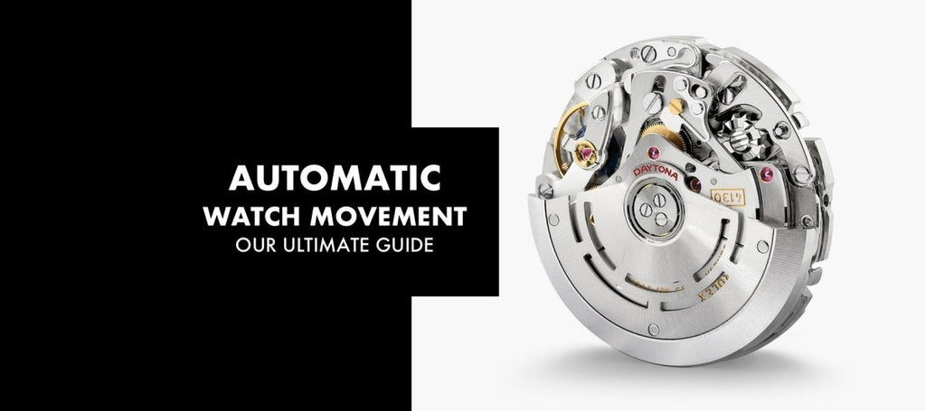 THE AUTOMATIC WATCH MOVEMENT: The Ultimate Guide | Swiss Watch Trader