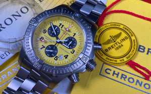 Breitling Avenger For Sale