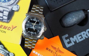 Breitling Emergency Watches For Sale