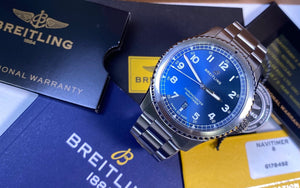 BREITLING WATCHES | Swiss Watch Trader