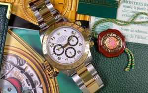 ROLEX DAYTONA 16523 | Swiss Watch Trader