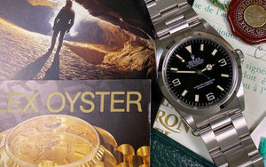 ROLEX EXPLORER 14270 | Swiss Watch Trader