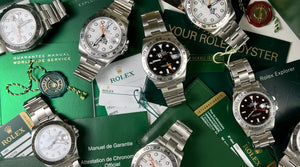 ROLEX EXPLORER II | Swiss Watch Trader