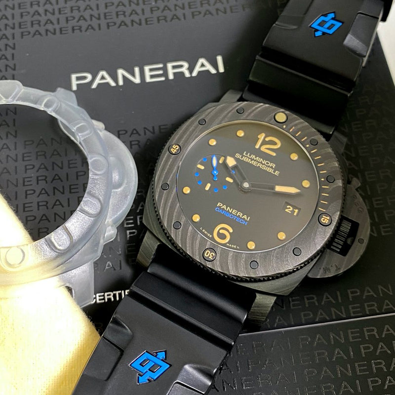 Pre Owned & Second Hand Mens Panerai Watch Shop