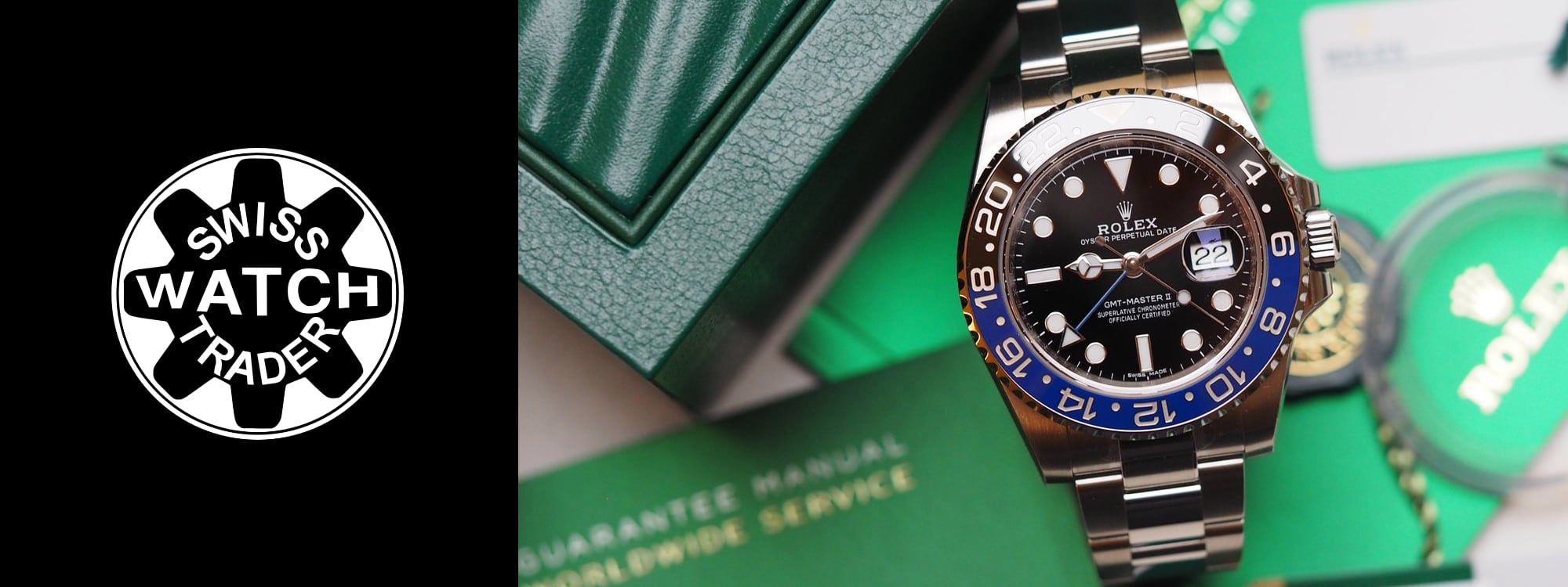 Rolex GMT Master II For Sale