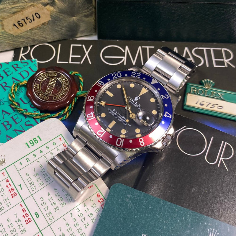 Pre Owned, Used & Second Hand Rolex Watches
