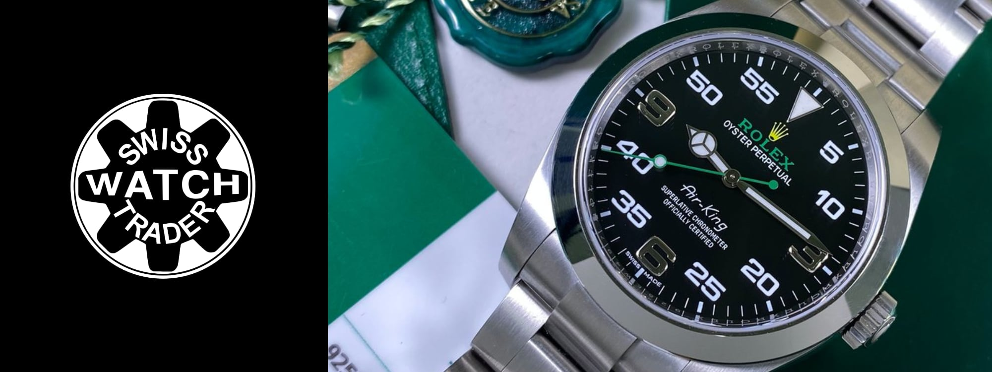 Rolex Air King Watches For Sale
