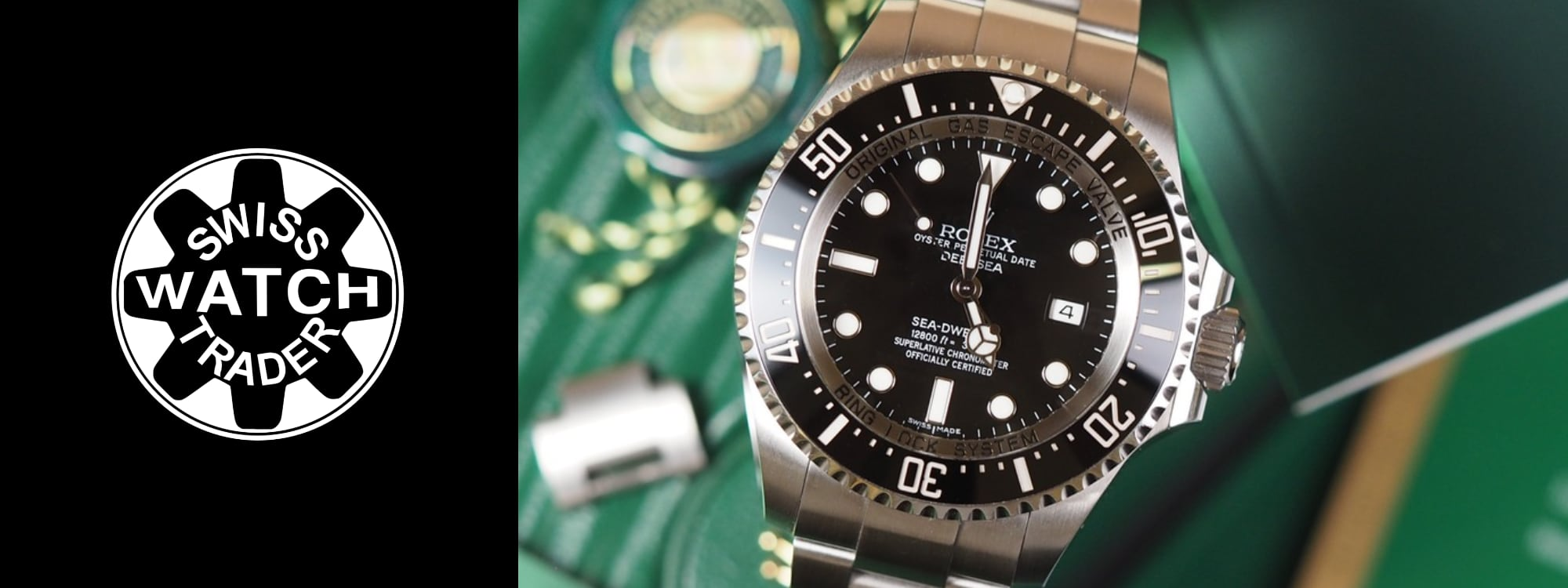 Rolex Deepsea 116660 Watches For Sale